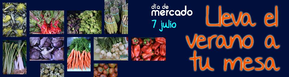"""La Cámara Agraria de Madrid celebra el Día de Mercado el 7 de julio de 2018 bajo el lema """"Lleva el Verano a Tu Mesa"""""""