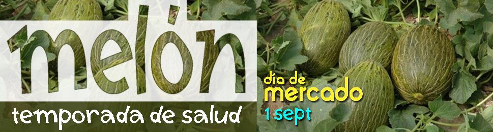 """La Cámara Agraria de Madrid celebra el Día de Mercado el 1 de septiembre de 2018 bajo el lema """"Melón: Temporada de Salud"""""""