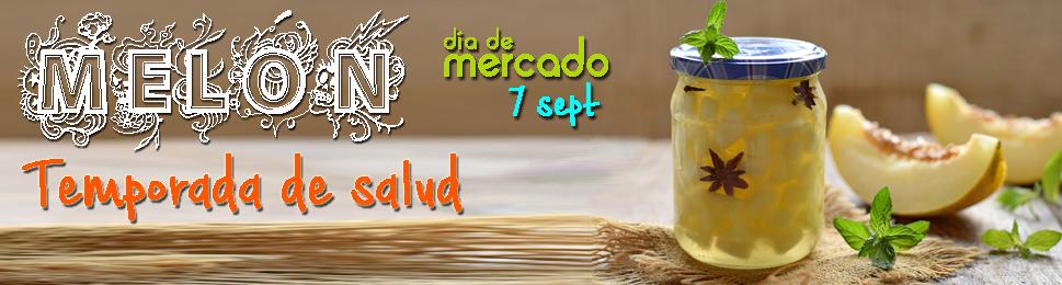 """La Cámara Agraria de Madrid celebra el Día de Mercado el 7 de septiembre de 2019 bajo el lema """"Melón. Temporada de Salud"""""""