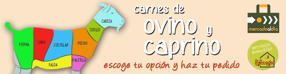 Escoge Tu Opción de Carne de Ovino y Caprino y ¡Haz tu Pedido en el Mercado al Día!