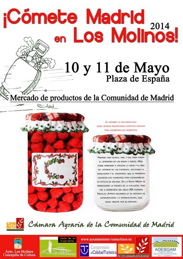 Comete Madrid en Los Molinos