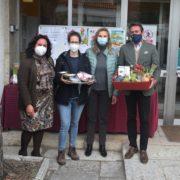 La Consejera de Medio Ambiente, Ordenación del Territorio y Sostenibilidad visita el Día de Mercado