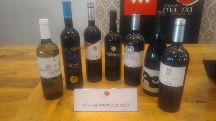 PREMIOS VIÑA DE MADRID 2017 - I